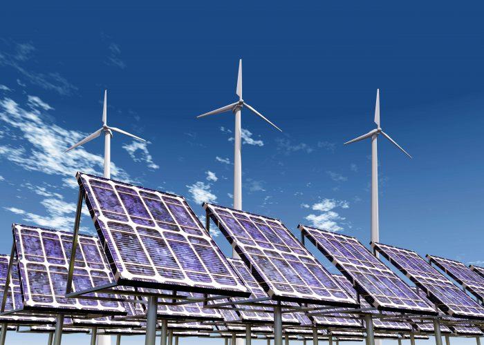 Hernieuwbare energieën